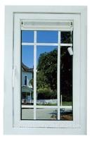 Double glazed windows prices PVC opening windows with plastic window inserts,PVC/UPVC casement windows and doors