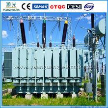 110kv sealed oil type Power Transformer conservator transformer