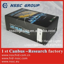 9004 CE,ROHS, E-mark certificate for car and motorcycle CREE hiway headlamp