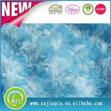 New style best selling velvet blanket fabric