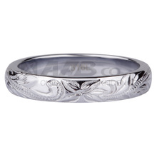 Surgical Steel Wedding Ring Love Rings for Couples Jewelry
