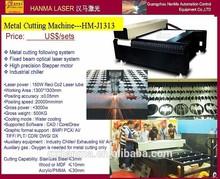 Guangzhou usado máquina de corte a laser corte de aço