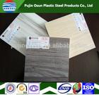 coffee Laminating PVC Celuka Foam Board/sheet for cabinet furniture making