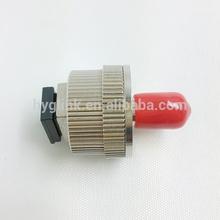 SC FC LC ST MU fiber optic attenuator factory price
