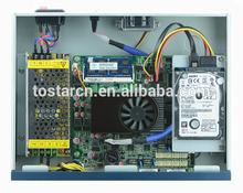 ZM3023-M5V_B -1U Atom D525 4*Lan network server ,1U Rackmount router Server Firewall Appliance