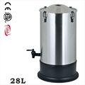Destilador de alcohol casero de acero inoxidable con capacidad para 28 litros fabricado en Cantón