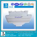 venta caliente de la fábrica china de pvc tubería de desagüe