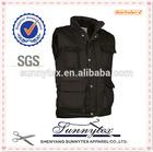 SUNNYTEX OEM Outdoor Newlest Designed High Quality Photographer Vest 2014