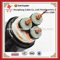 alambres de acero blindado número núcleo del cable de alimentación