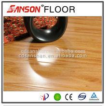 ST-104 Top best hot selling HDF waterproof laminate floor