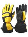 Toptan özel ucuz kayak eldiveni/kış eldiven/ısıtmalı eldiven