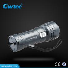 Rechargeable LED economic maglite flashlight