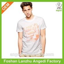 custom printing plain big tall wholesale t shirts