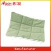 Green soft polar fleece nursing dog dry mat