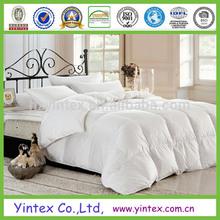 Satin Comforter Siliconized Polyetser Comforter/Duvet/Quilt