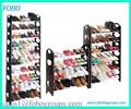 mobiliariodesala tipo moderno y aspecto del zapato bastidor simple diseño de enclavamiento organizador de zapatos