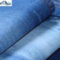 aufar brim venda quente denim stretch tecido de algodão grosso long denim saias