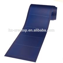 72W thin film solar panel, film solar cell panel, thin film pv panel