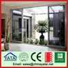 Buy direct from china wholesale aluminum alloy balcony double sliding screen doors