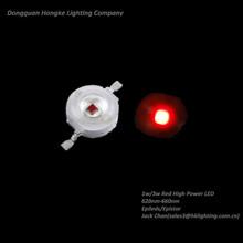 Best Selling 620nm 630nm 640nm 650nm 660nm LED High Power 3W