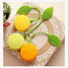 OEM eco-friendly custom silicone tea ball infusers