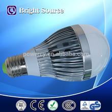 2014 hot sell China white 3w 5w 7w 9w 12w led bulb, led bulb e27 ,led bulb lighting