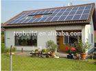 Top Build China solar energy family/office/dormitory prefab house