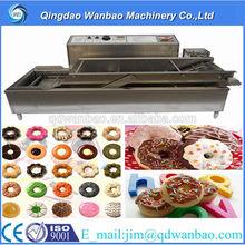 Tasty and delicious doughnut machine