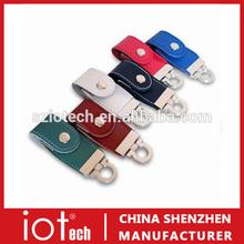 Emboosed Logo Leather USB 3.0 Alibaba Hot Product