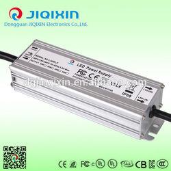 Aluminum cover waterproof IP67 LED driver 2 years warranty led street light 30w 50w