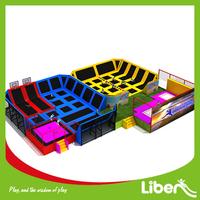 Most Popular Latest Design Best Sale Professional Manufacturer Big Trampoline Center