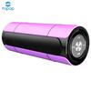 Mobile phone handsfree stereo bluetooth speaker within mobile powerbank speaker bluetooth