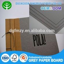 2MM Promotional Triplex Grey Paper Board