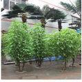 Gros bonsaï arbre en direct ficus arbre artificielle bonsaï banyan tree