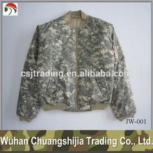 digital camouflage air force jacket
