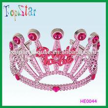 Wholesale 2014 wedding tiara. rhinestone bridal tiara. silver tiara wedding