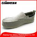 patente de cuero para los zapatos de los hombres de moda de la marca hecha a mano de cuero genuino casual zapatos
