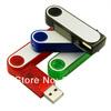 top sell factory price newest design 16gb usb flash drive usb flash swivel drive