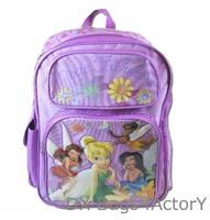 Fairies Tinkerbell Girl's Fashion School Bags (DX6-0278)