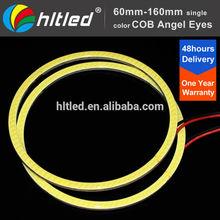 Universal Led COB Angel Eye Halo Ring car led light