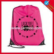 wholesale cheap black drawstring bag