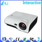 Hivista 2014 IP-8000S cheap dlp 3d data short throw1080p classroom high definition projector