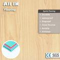 profesional de suelo laminado suelo de pvc suelo de garaje cancha de baloncesto dimensiones