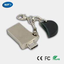 Hotselling newest 8GB capacity OTG USB flash drive