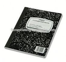 black composition notebook