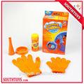 Magic kids jouets savon soufflage. solution à bulles jouet