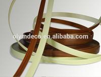 cabinet plastic pvc edge banding trim