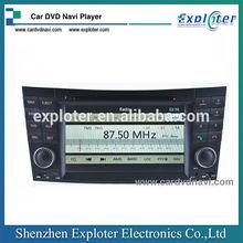 Mercedes C GLK,G Class Car DVD NAVI Player With Bluetooth ,GPS Navigation