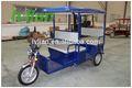 el diseño más popular y el mejor precio triciclo eléctrico para personas con discapacidad para el mercado de la india