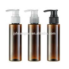 liquid soap plastic bottle ,PET bottle pump manufacture
